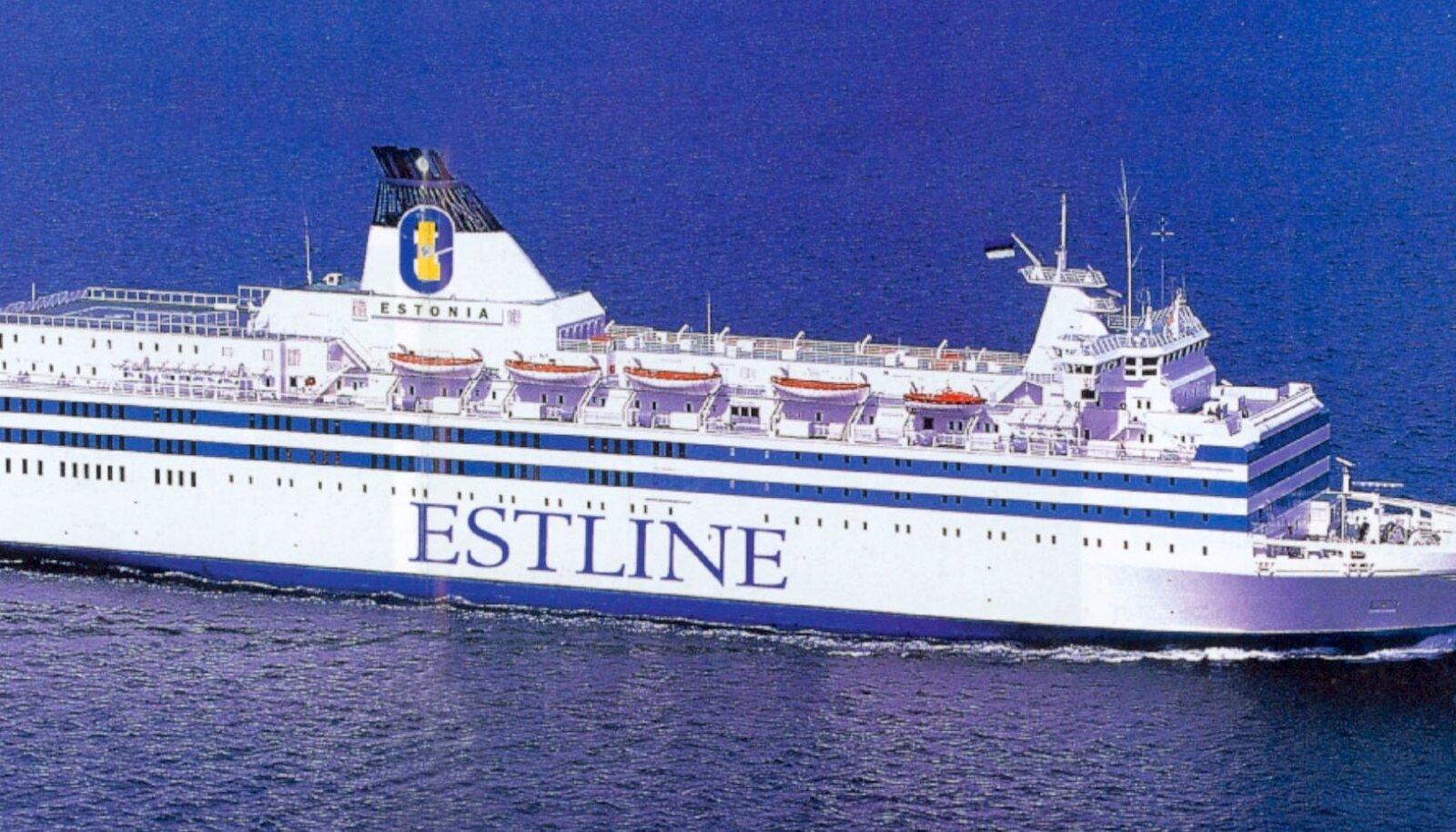 Eesti soovib alustada uut uurimist Estonia hukkumise asjaolude väljaselgitamiseks.