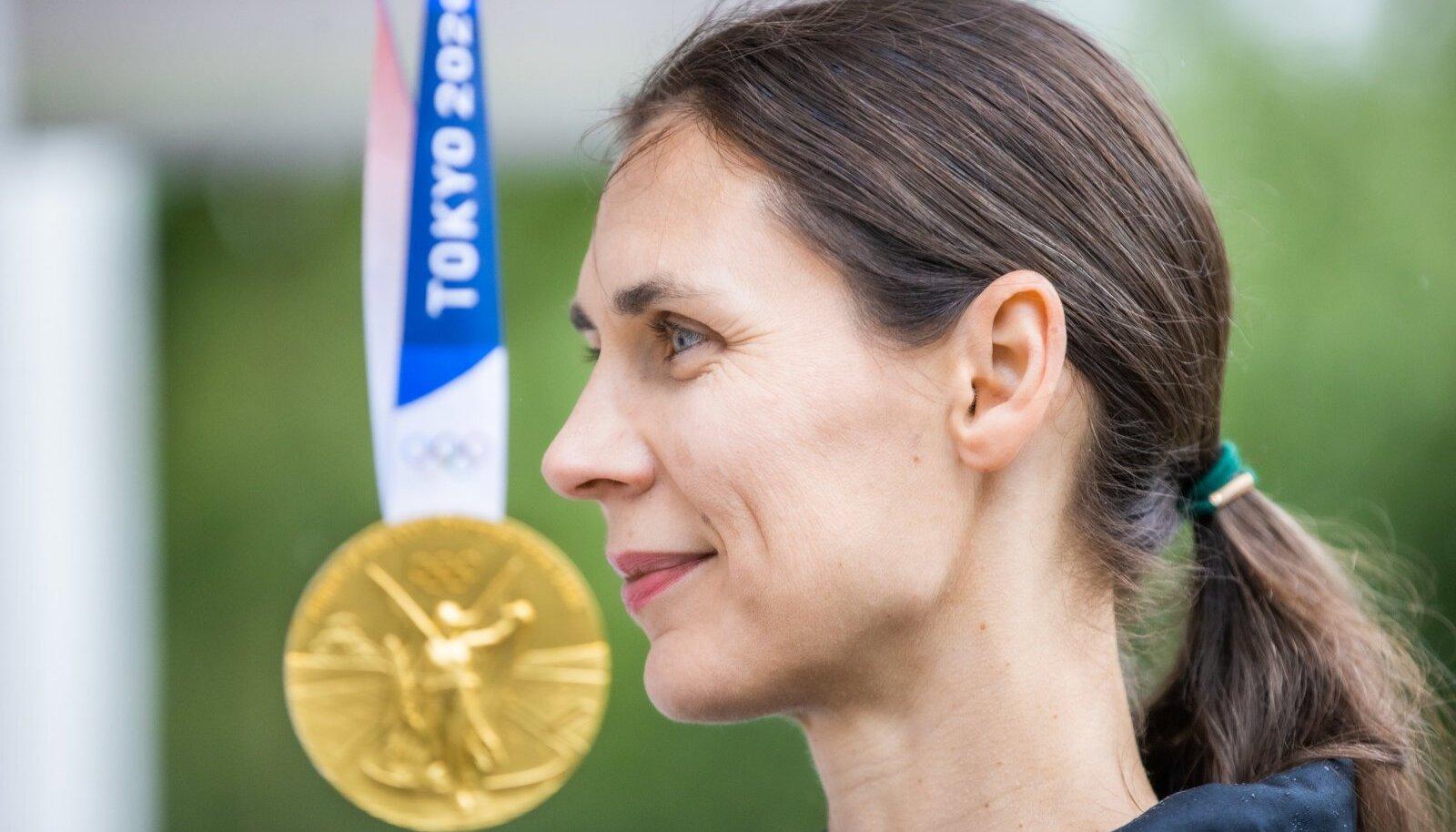 Irina Embrich ja täitunud unistus – olümpiakuld