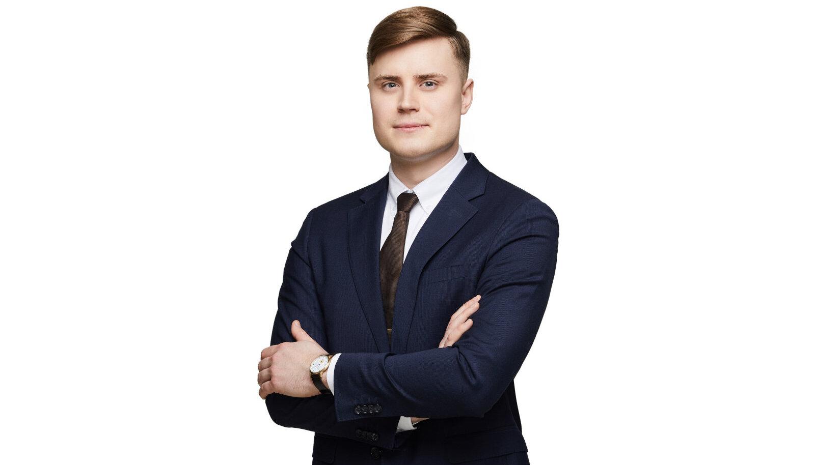 Andres Kivi advokaadibüroost Hedman Partners.