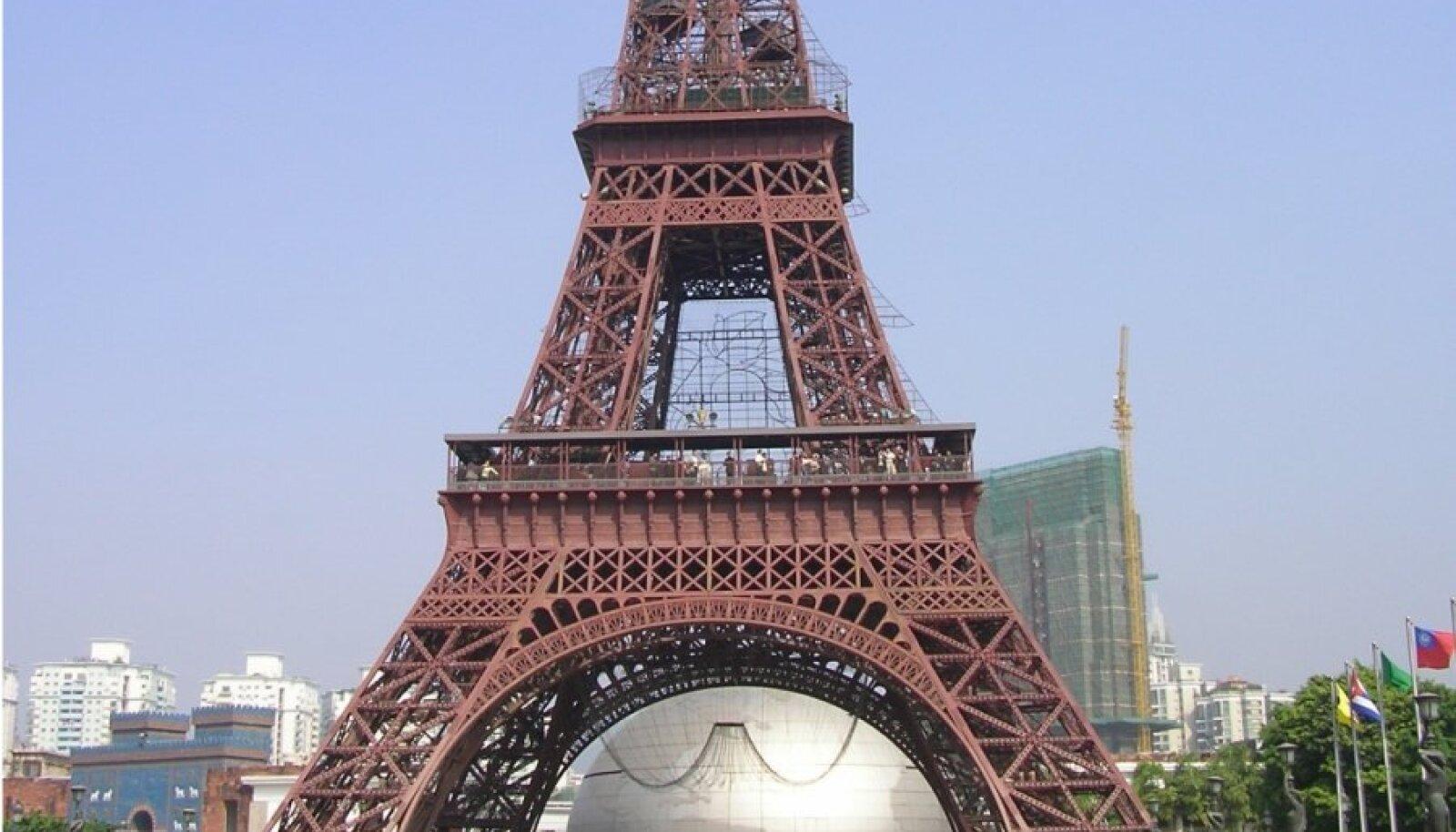 Shenzheni Eiffeli torn
