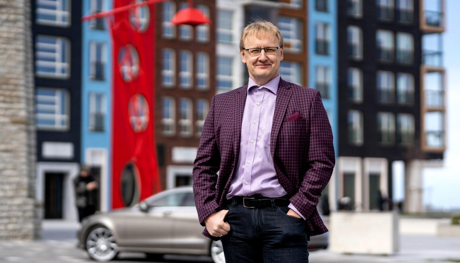 LEXTAL vandeadvokaat ja partner Olavi-Jüri Luik