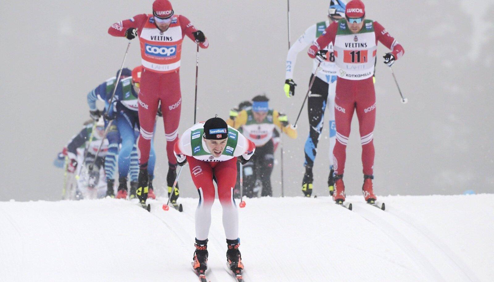 Suusavõistlus Lahtis