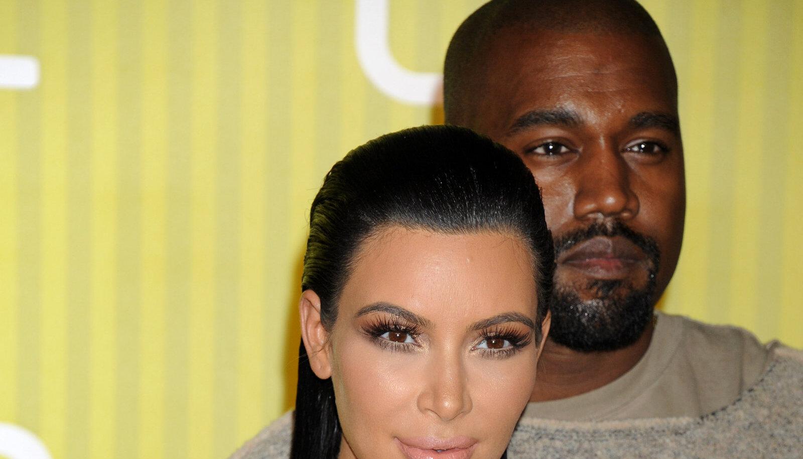 Kim ja Kanye, 2015