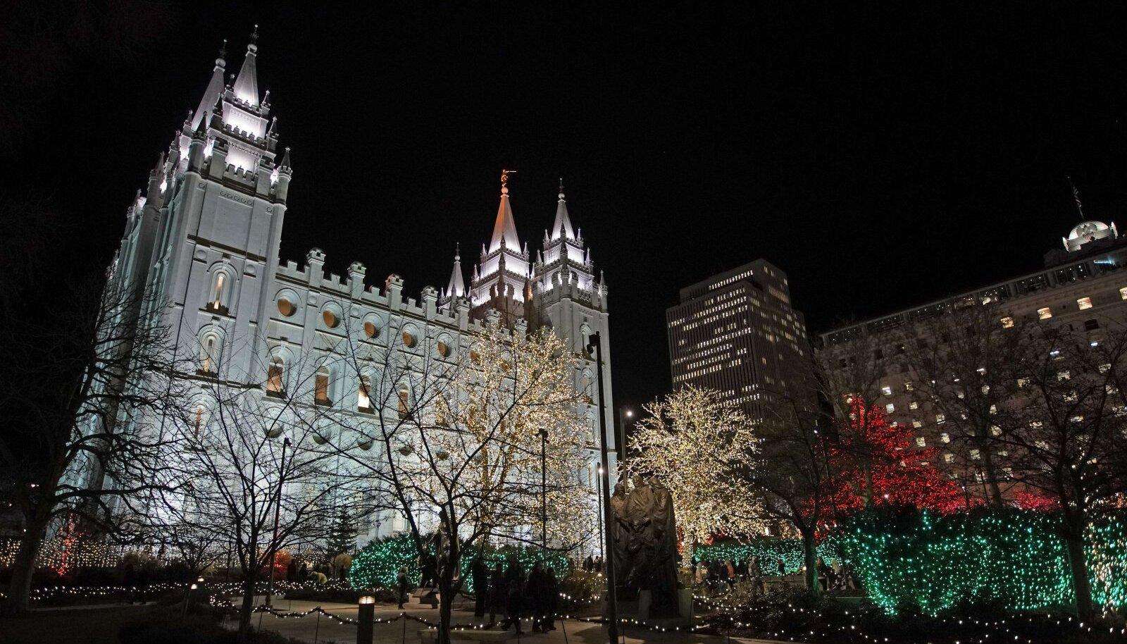 Viimse Aja Pühade Jeesuse Kristuse Kirik Ameerika Ühendriikides Salt Lake City'is