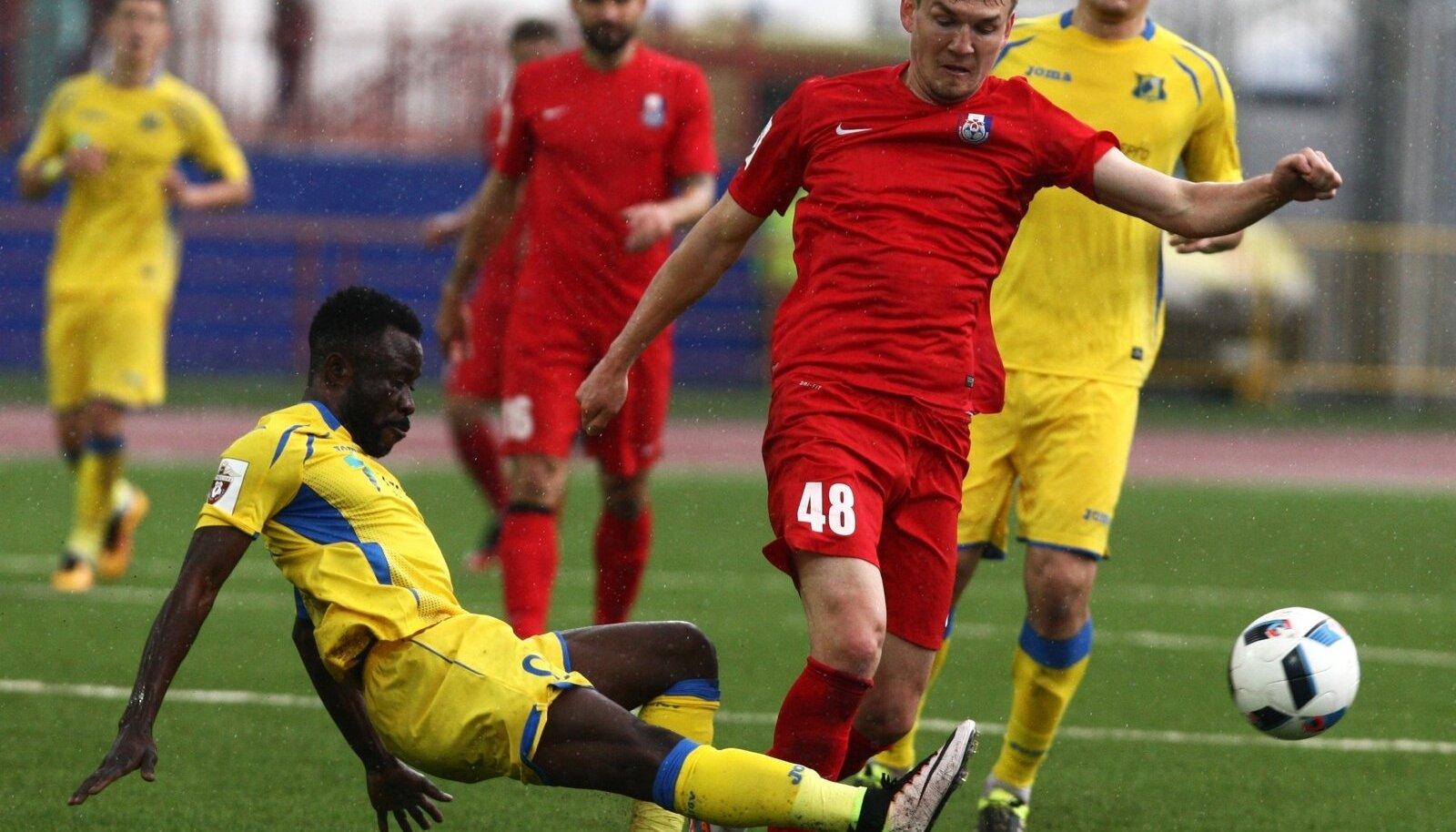 Football. Russian Premier League. Mordovia vs. Rostov