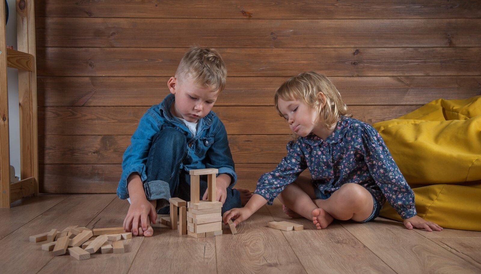 Eesti kodudes on puit üks soositumaid põrandamaterjale.