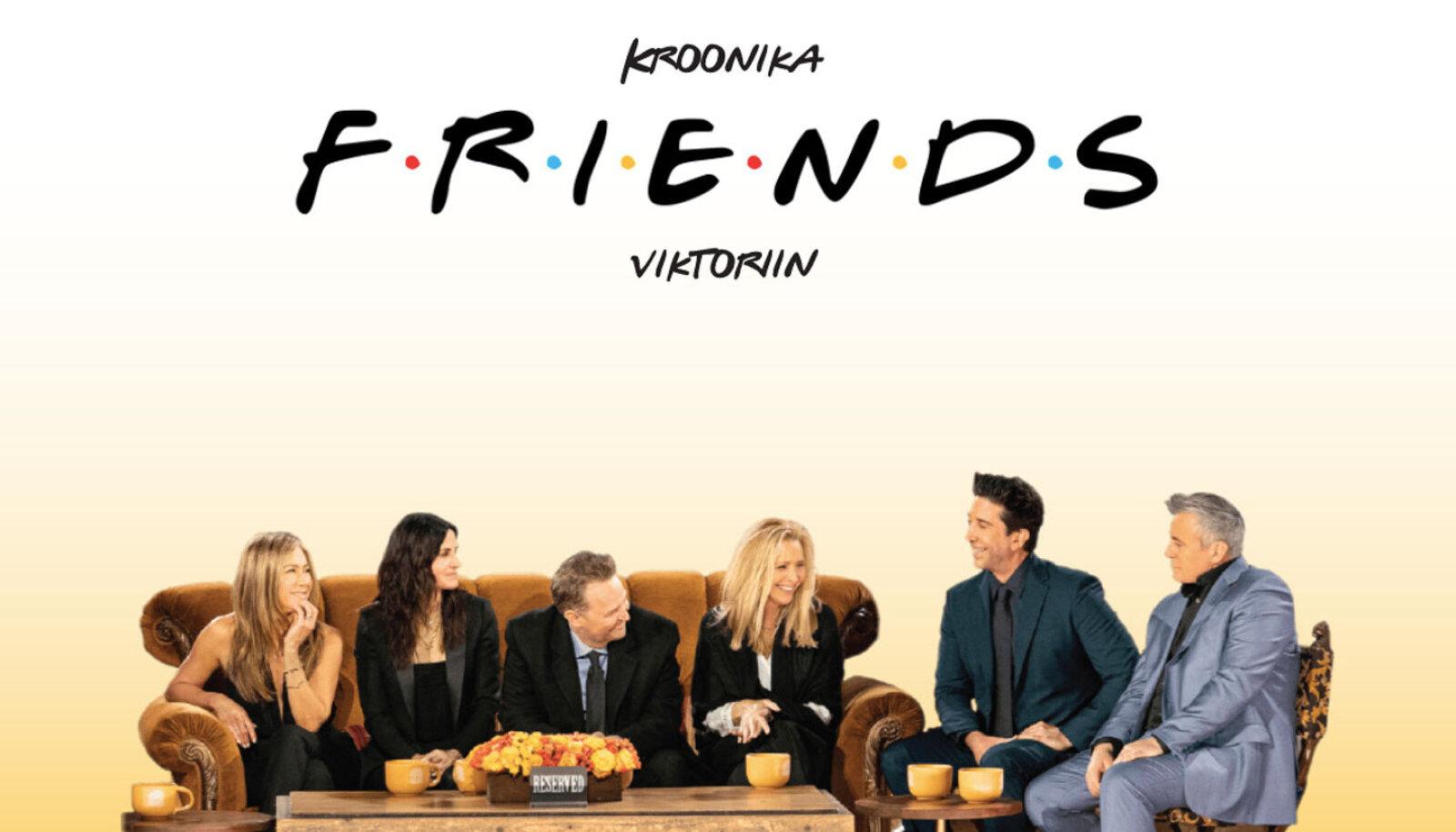 """""""Sõbrad"""""""