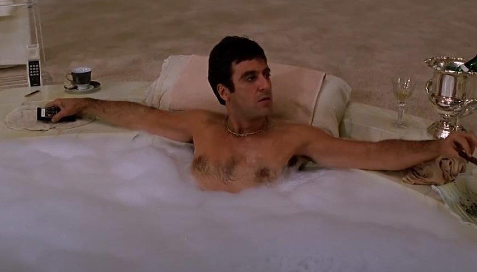 """AL Pacino filmis """"Scarface"""""""