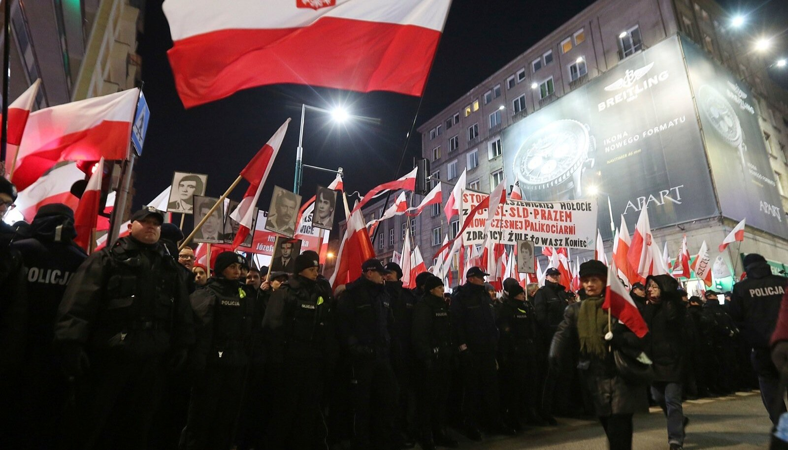 Meeleavaldus Poolas