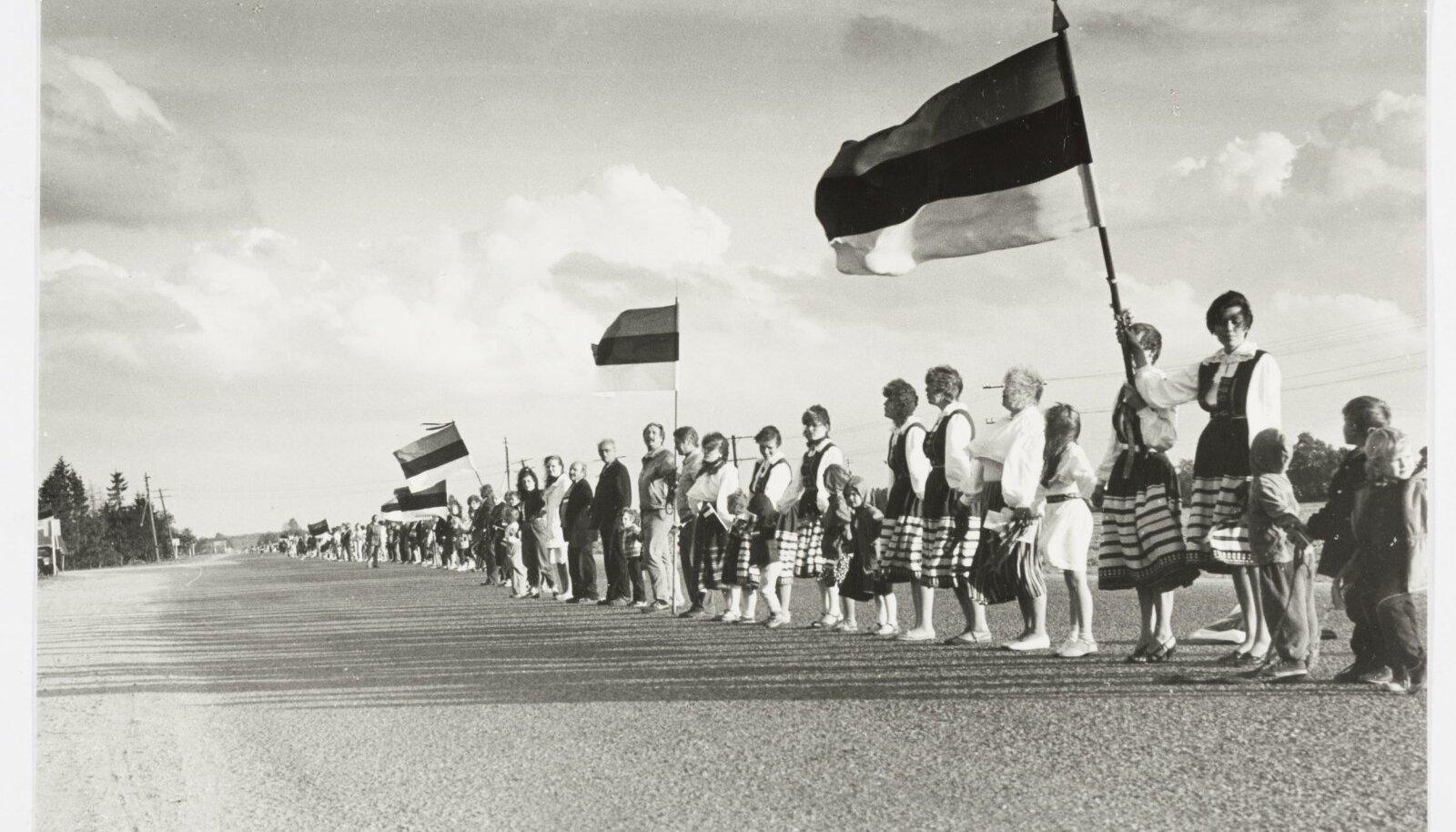 Balti kett Kesk-Eestis