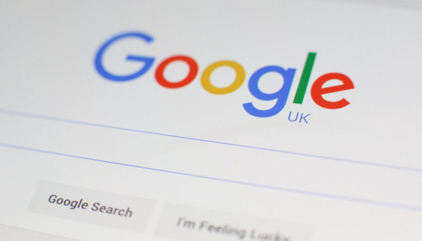 Google'i otsingukast