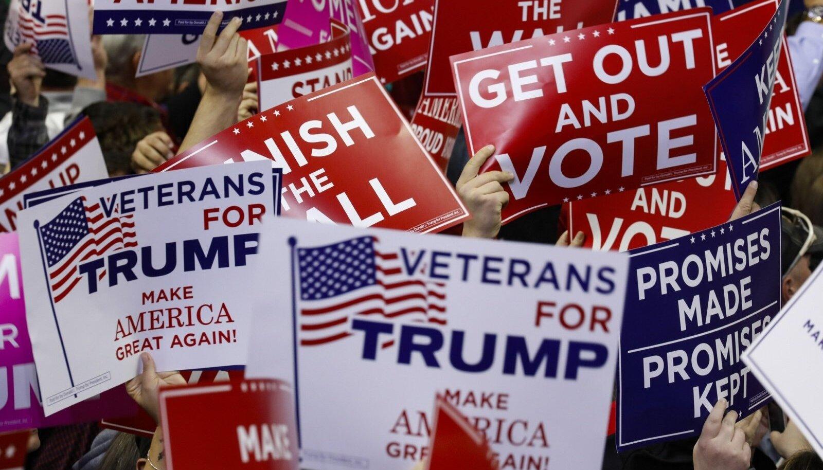 vote for Trump