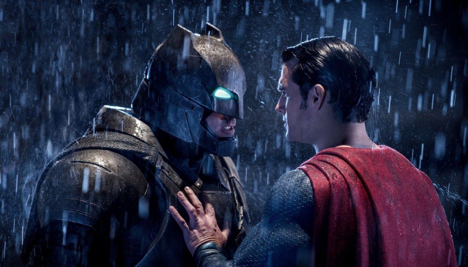 """""""Batman vs Superman: Õigluse koidik"""""""