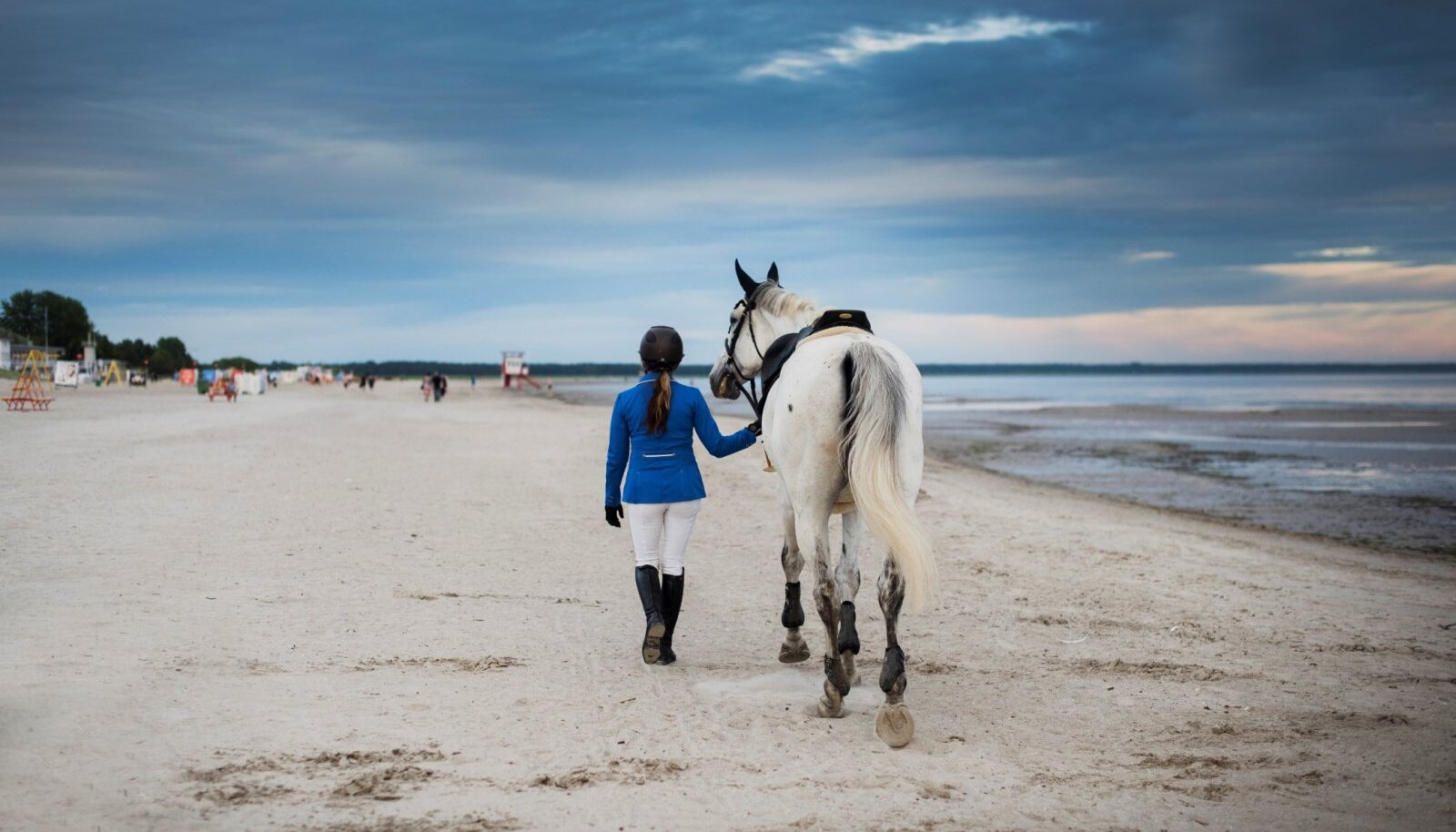 Pärnu rannas näeb esmakordselt Eesti ratsaspordi tippe