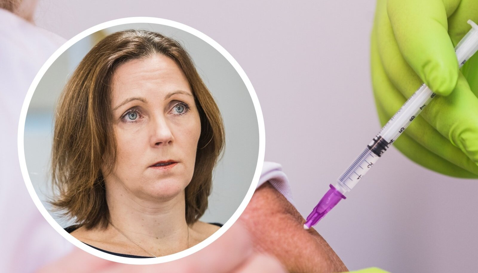 Maris Jesse ja vaktsineerimine