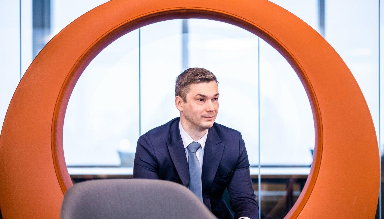 LHV grupi juht Madis Toomsalu prognoosib ettevõttele kiirenevat kasvu.