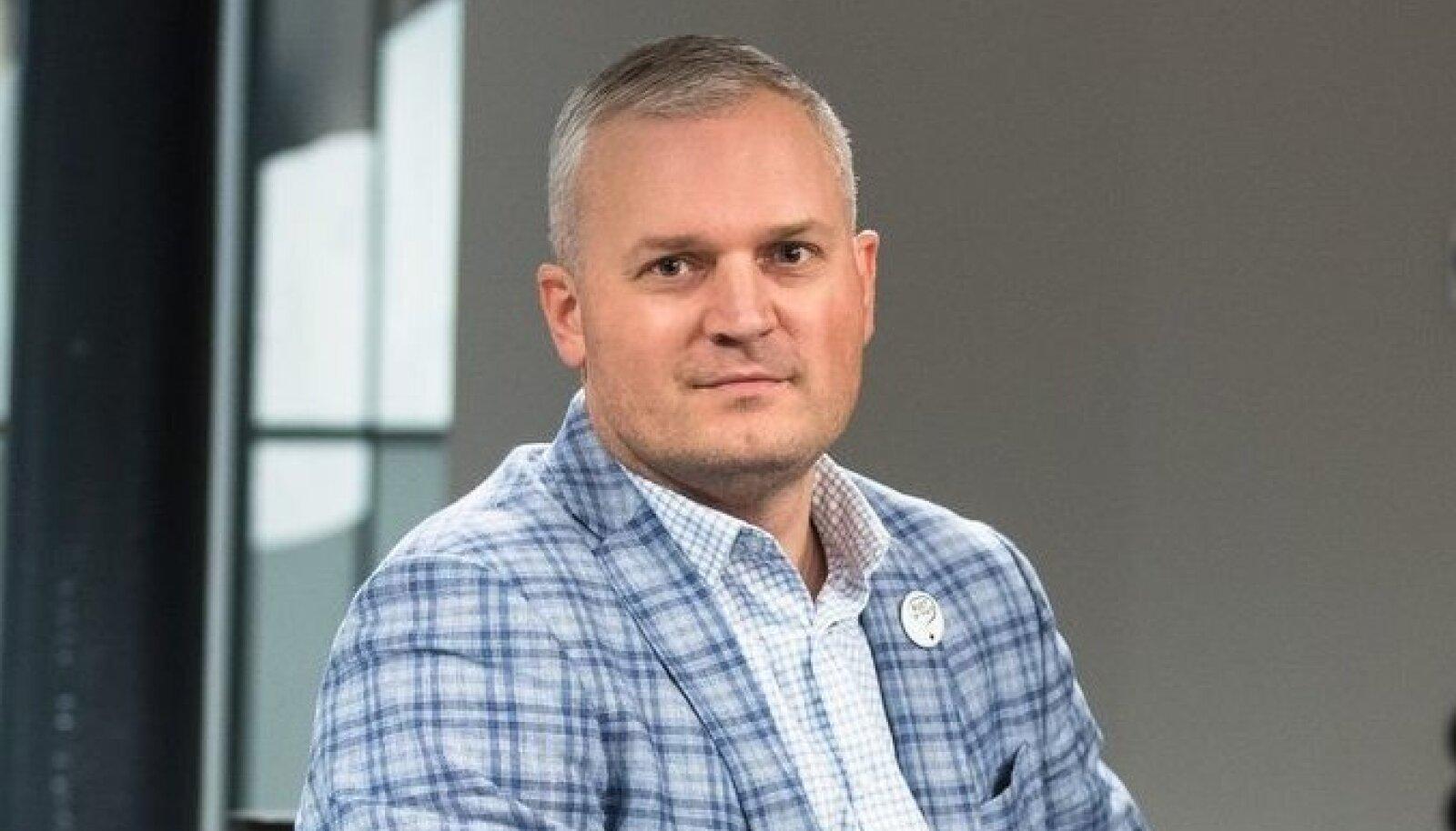 Fermi Energia juhatuse liige Kalev Kallemets