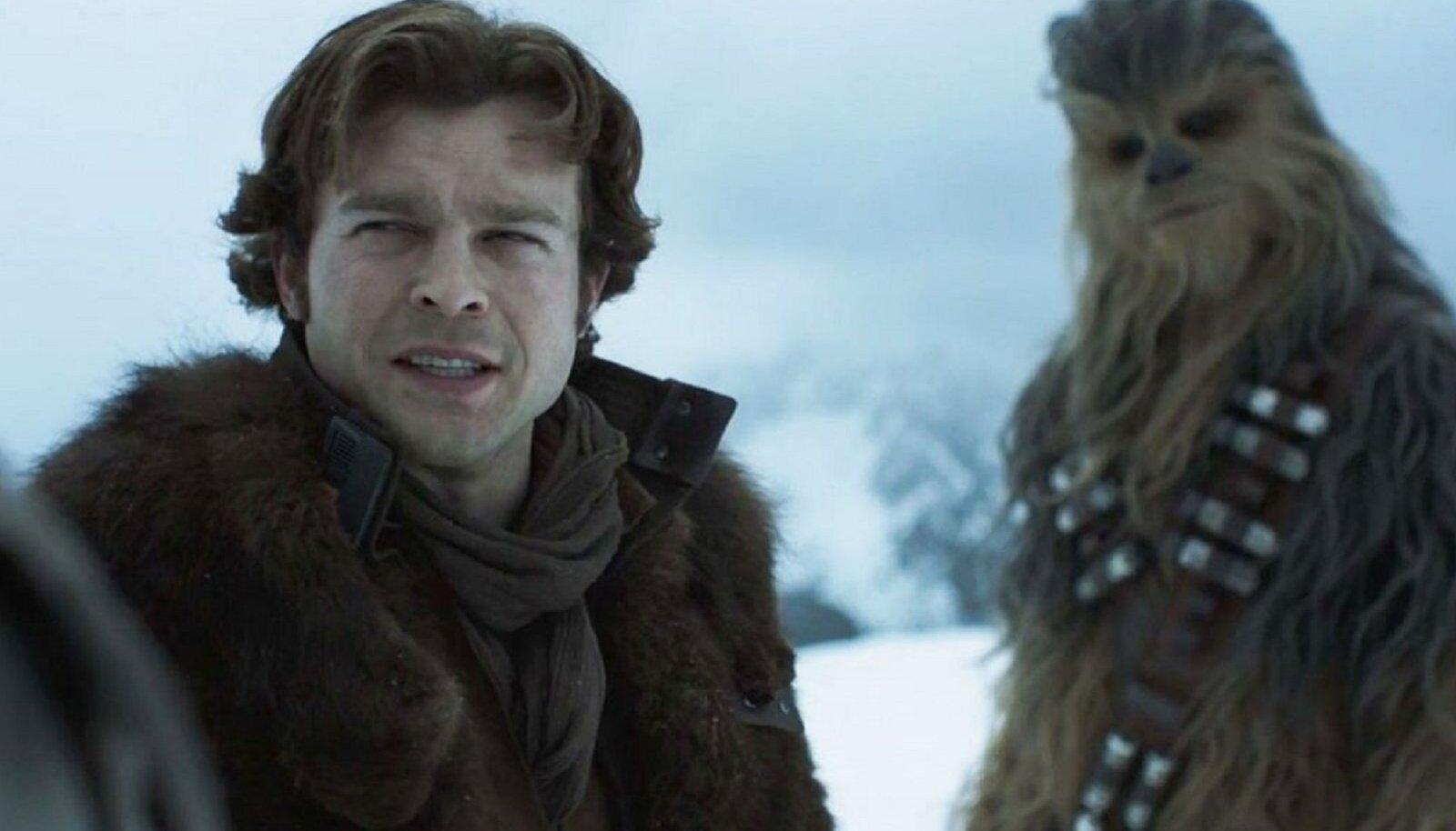"""""""Solo: Tähesõdade lugu"""" - kinodes 25. maist."""