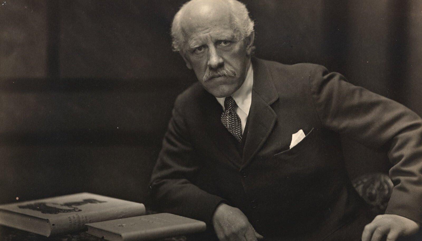 VISA HING: Fridtjof Nansen aastal 1922.
