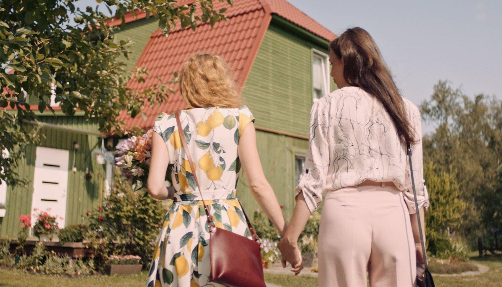 """Esimest korda Festheart festivali raames eel-linastub kodumaine LGBT+ temaatiline lühifilm """"Vanaema, saa tuttavaks!"""""""