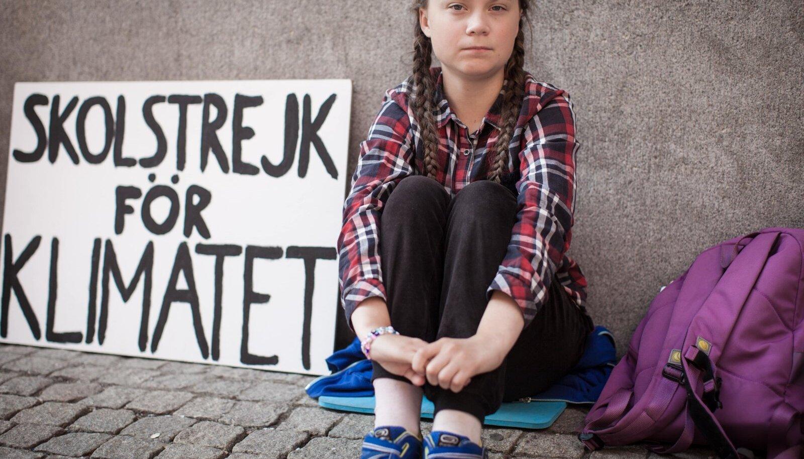 """Greta Thunbergi lugu"""