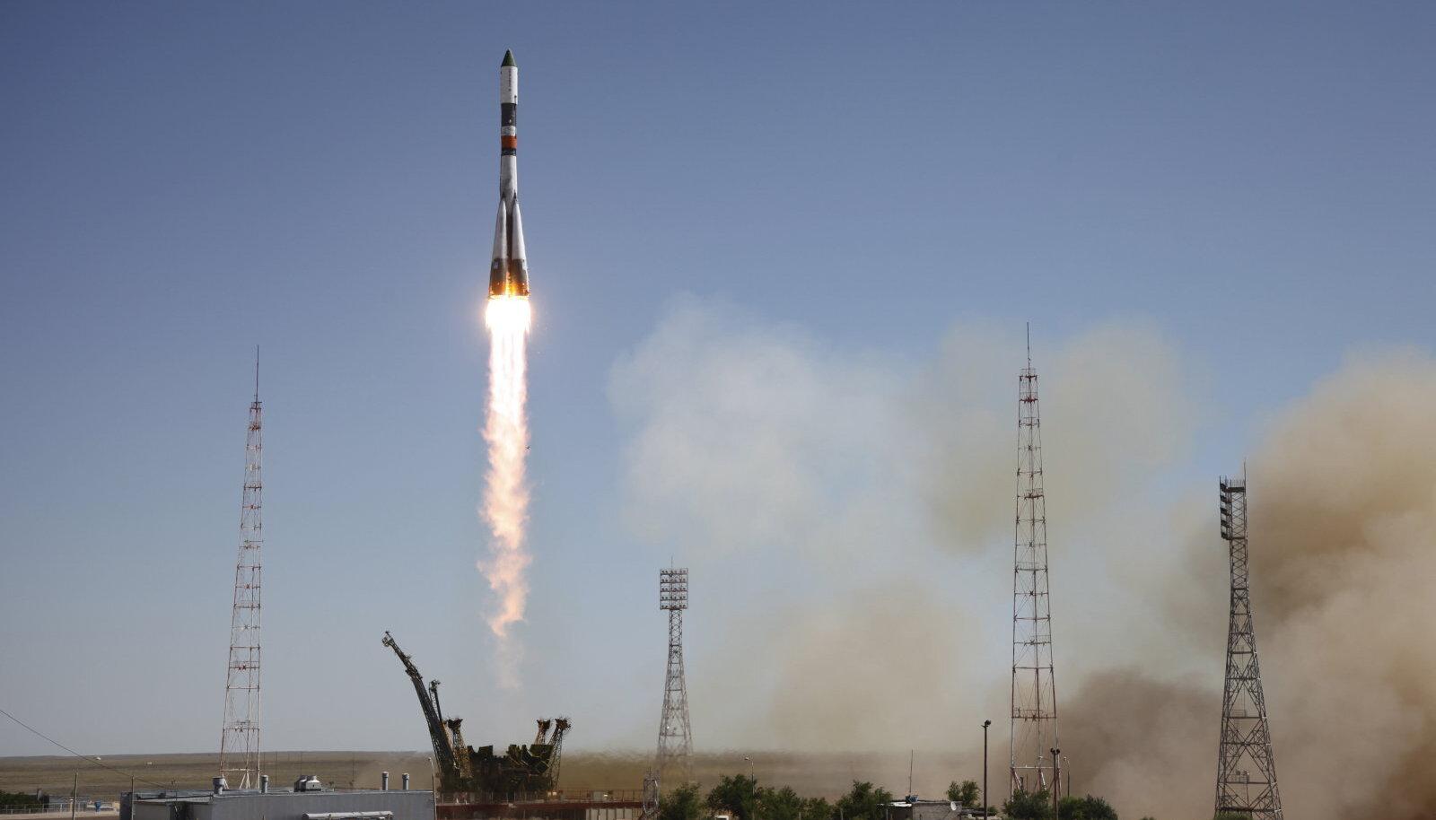 Progress tüüpi kosmoselaev toimetab ISS-i kaupa iga paari kuu tagant
