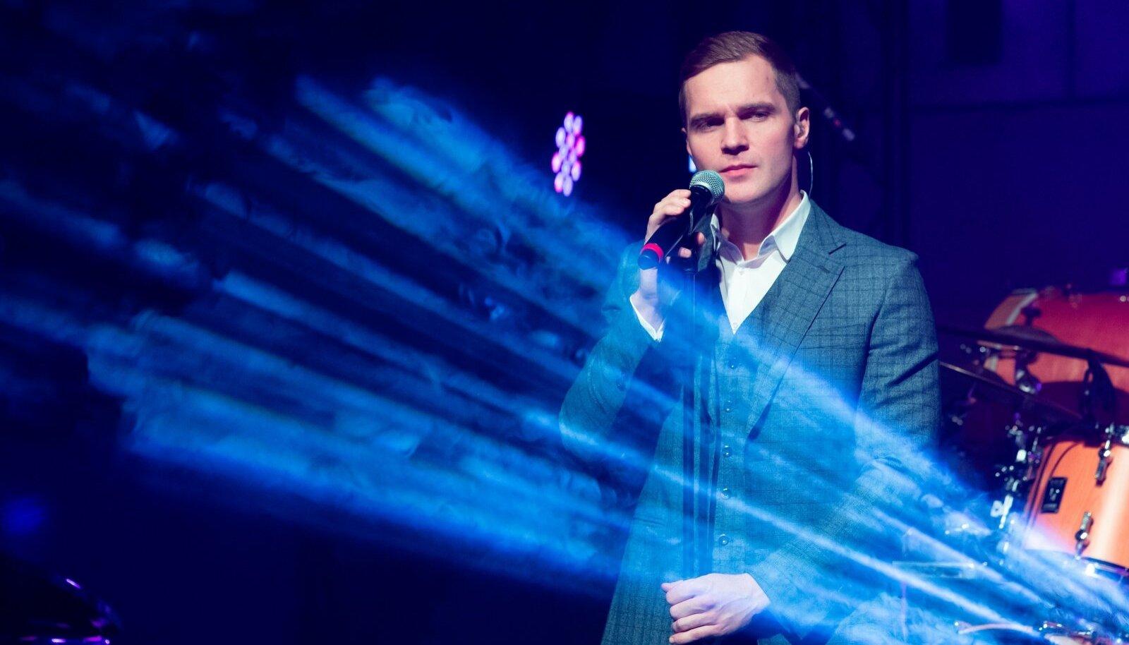 """UUS TULIJA: Ott Leplandi laul """"Lootuses"""" jõudis Eesti lugude tipp-40s 26. kohale."""
