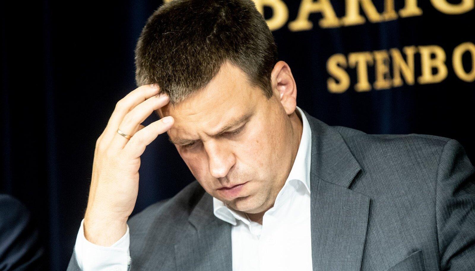 Eesti jõudis lõpuks otsuseni ning allkirjastas leppe.