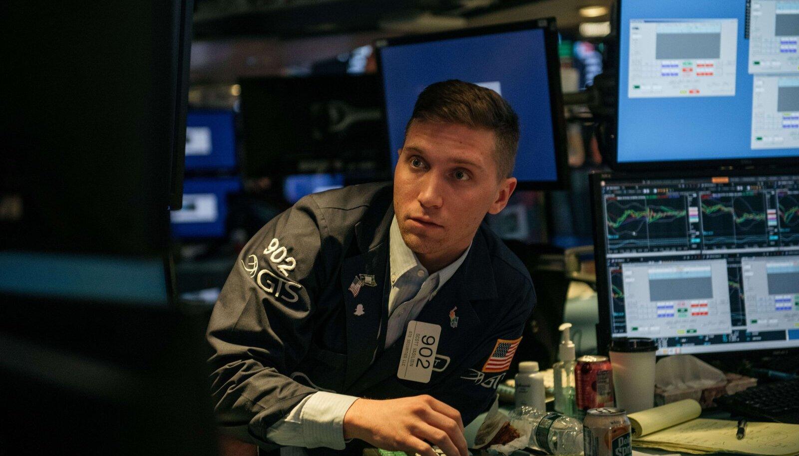 USA börsimaakler