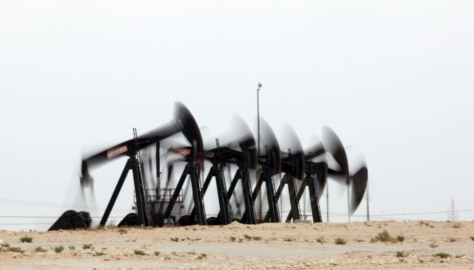 Naftapumbad Bahreinis.