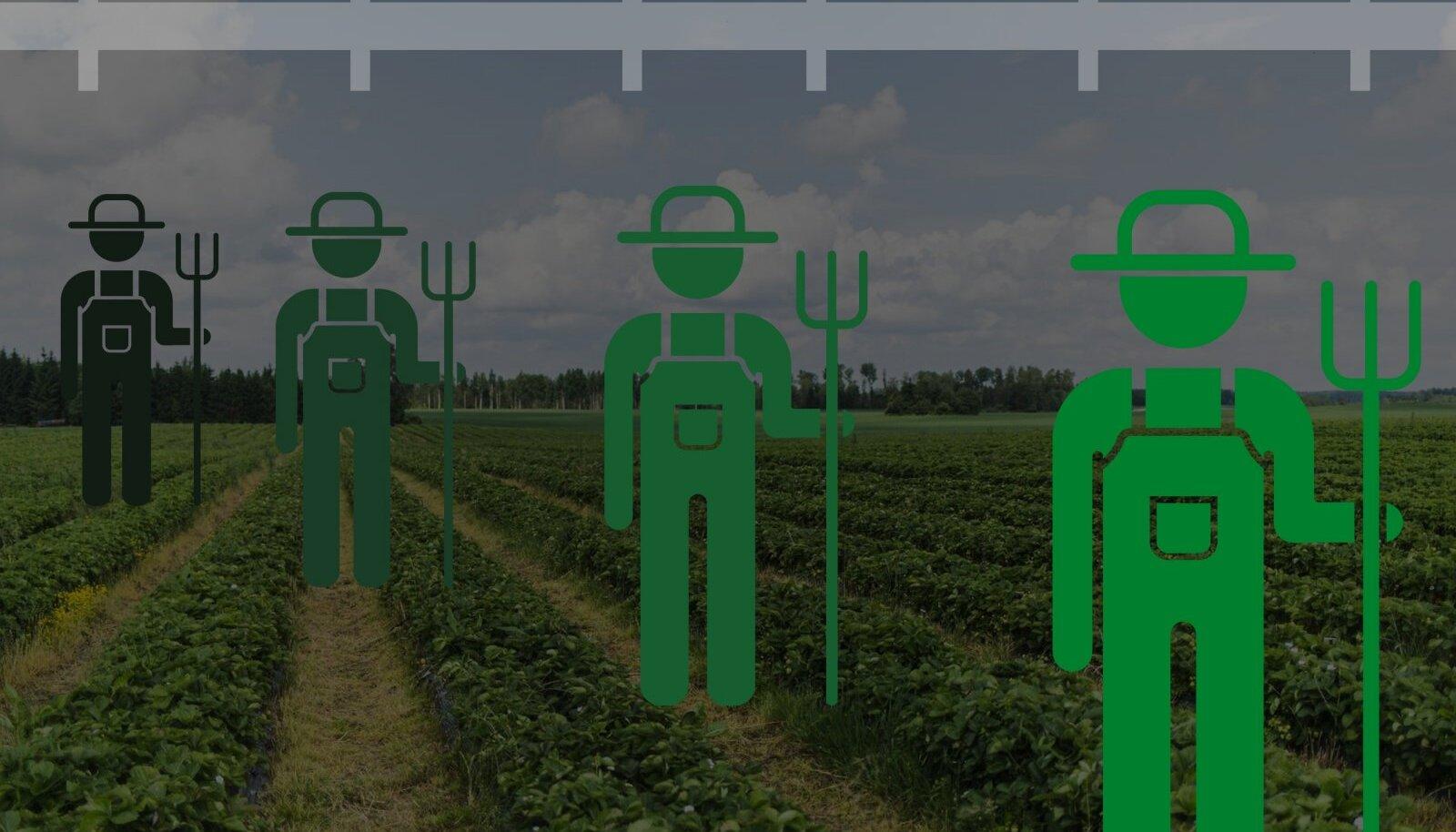 Euroopa Komisjoni juhistes öeldi, et eluliselt vajalike ametite esindajaid, sh põllutöölised, tuleb riiki lubada, kui neile on tehtud tervisekontroll, nad pole nakatunud ja viibivad karantiinis.