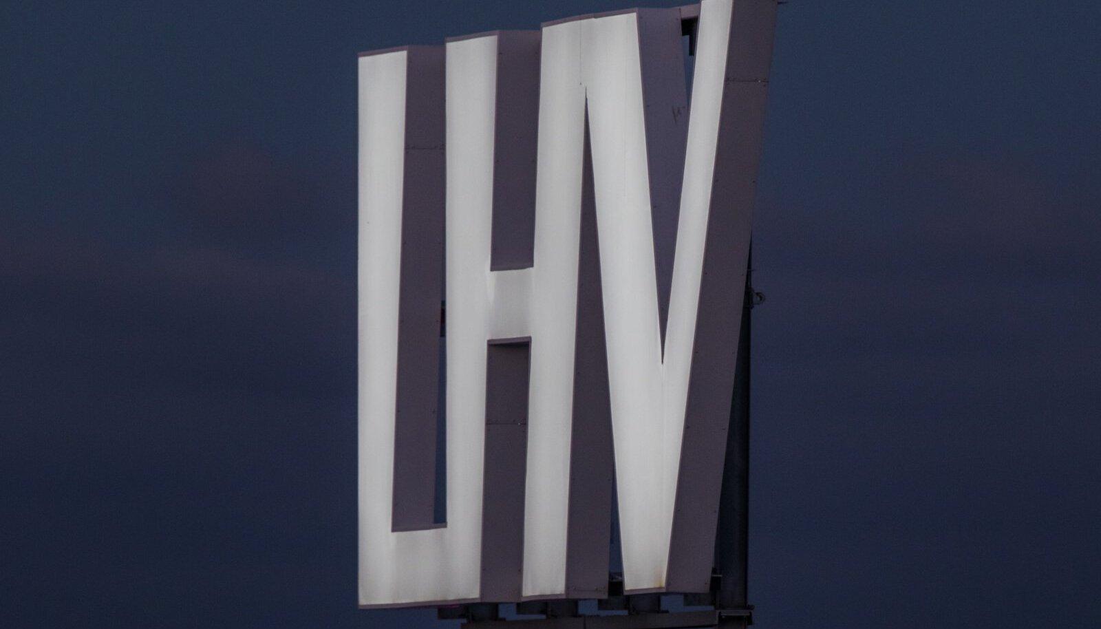 LHV logo