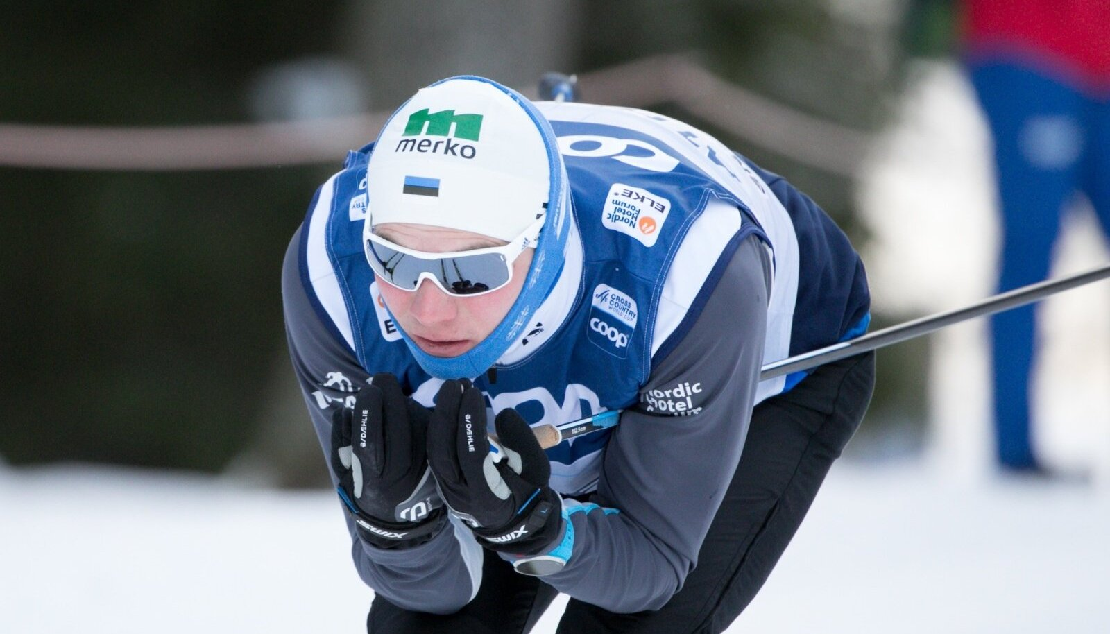 Karel Tammjärv võtab tõsiselt Otepää MK-etapi mõlemat võistlust.