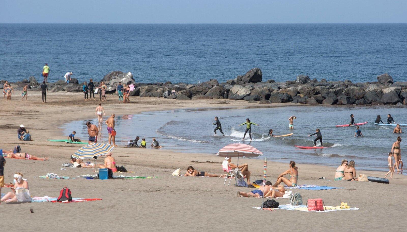 Eesti tahab teha erandi ja lubada sõita Tenerifele suve pikendama.