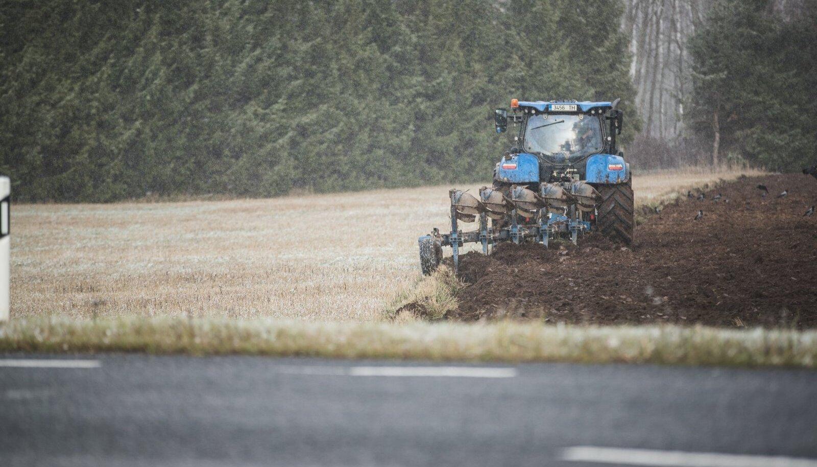 Põllumehed ootavad, et uus valitsus väärtustaks nende tööd.