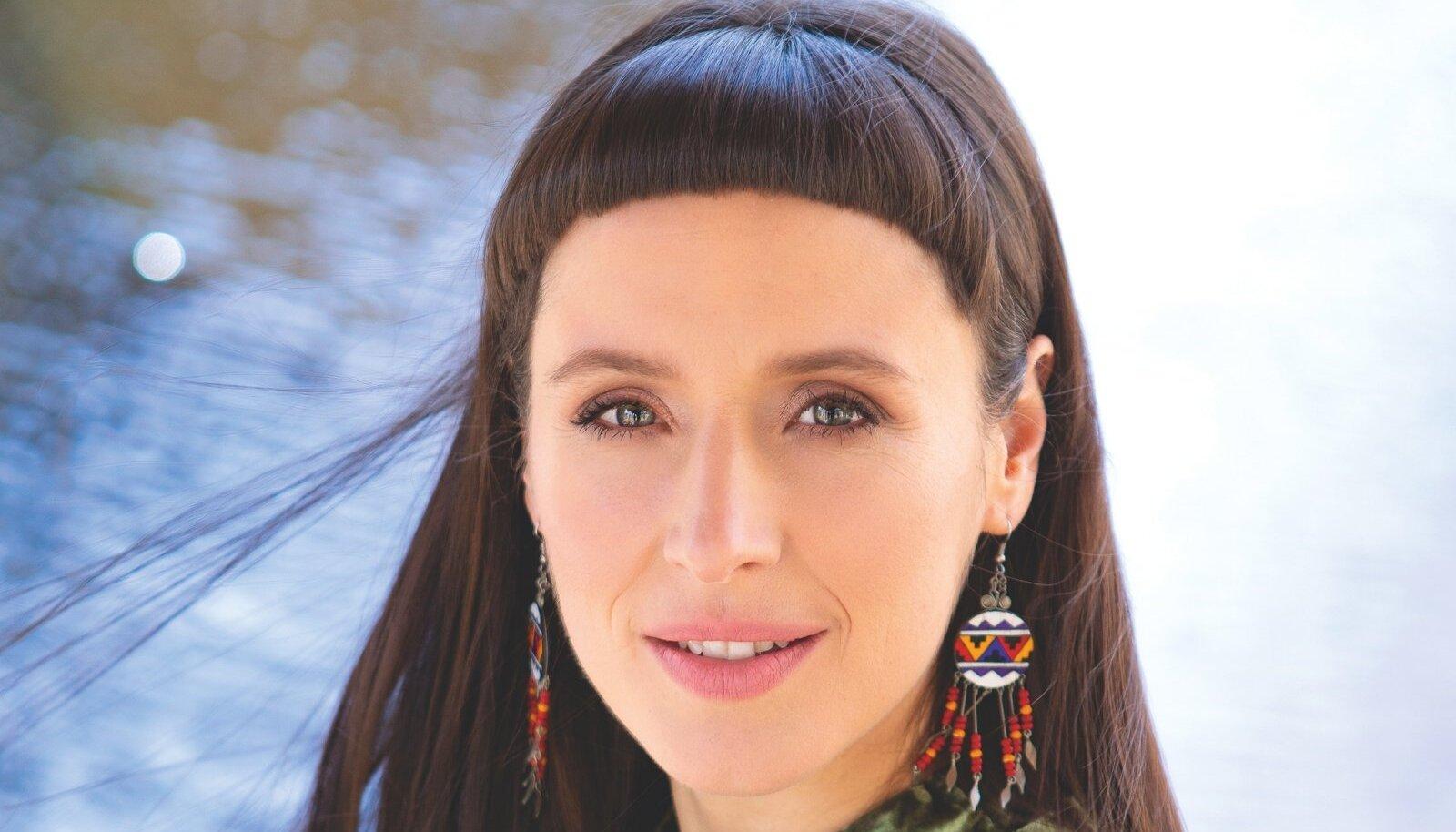 Sandra Vabarna.