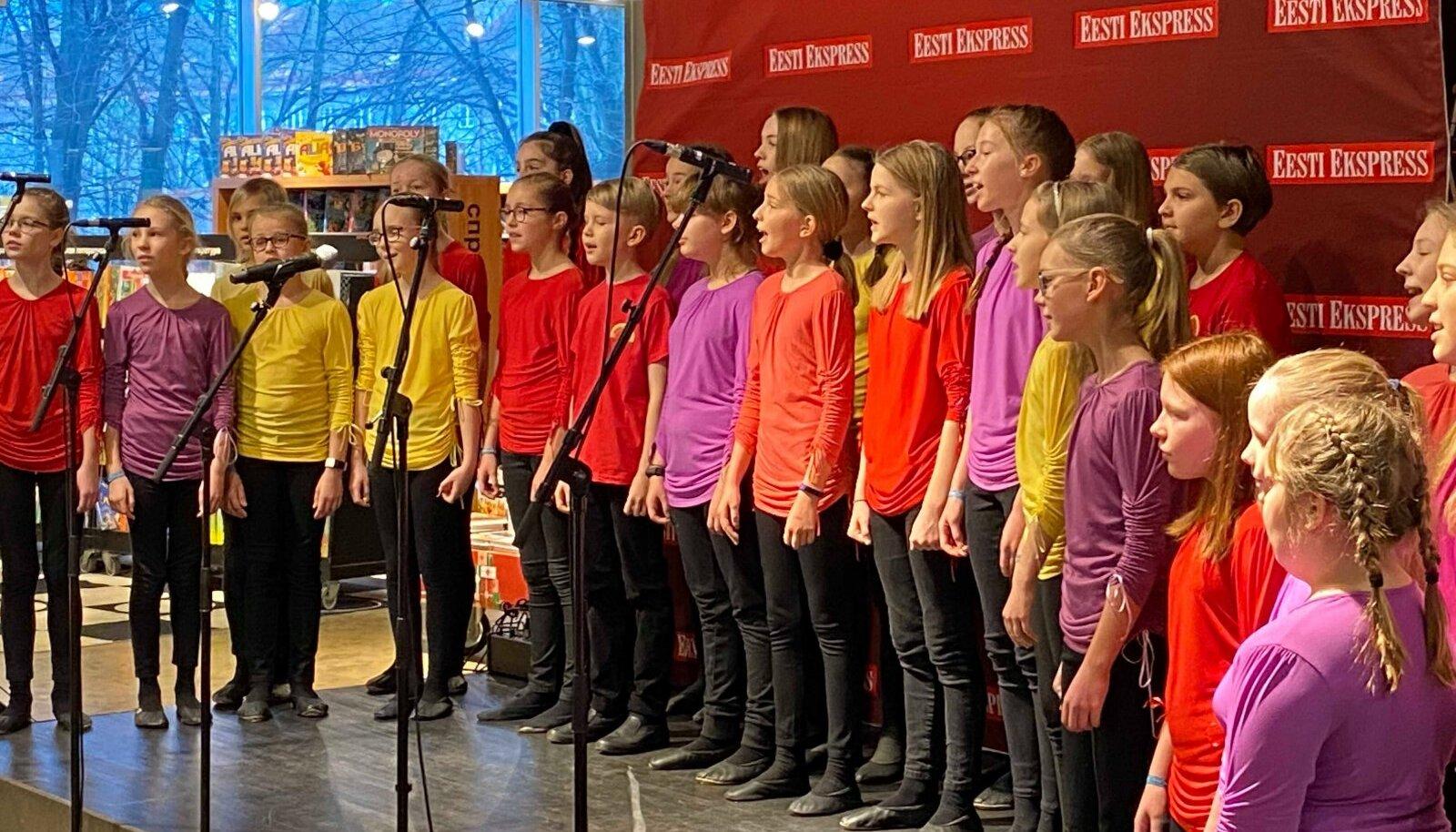 Arvo Pärdi lastelaulude kontsert