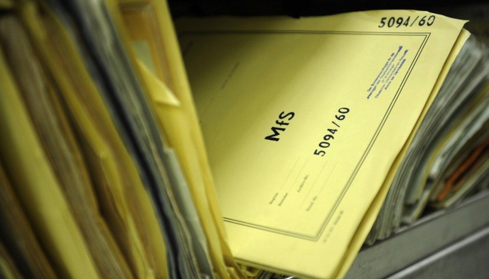 Stasi dokumendid