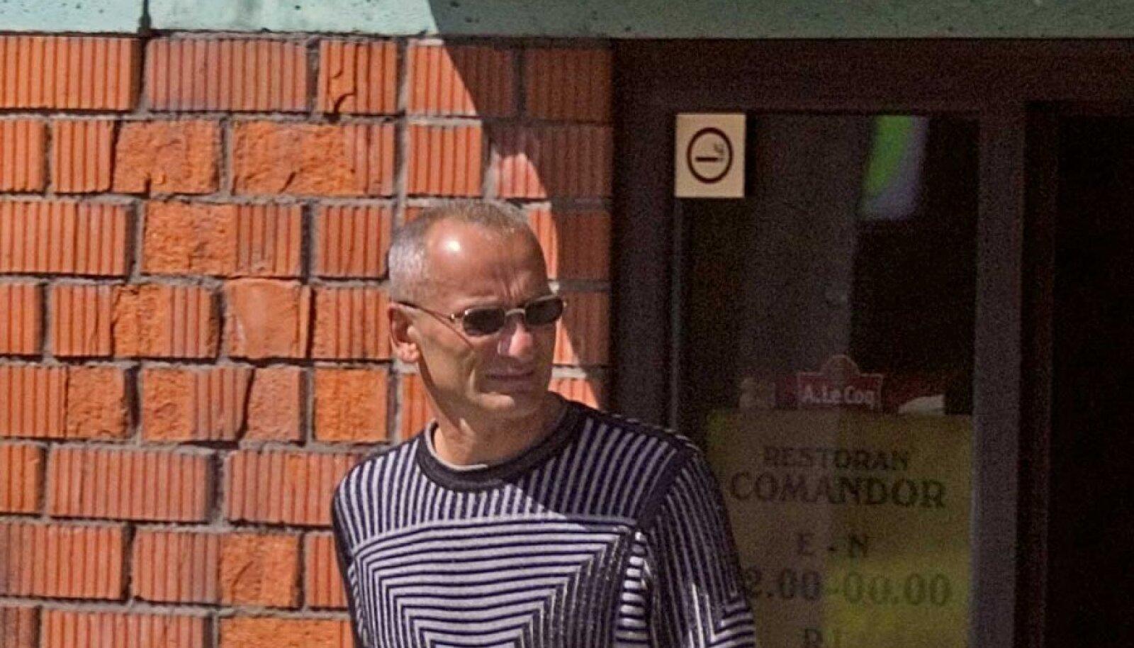 Esimees: Nikolai Tarankovi on aastaid peetud Eesti allilma autoriteetseimaks meheks.