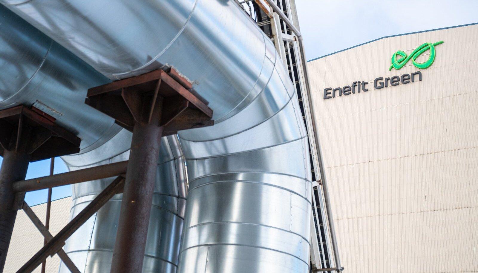 Jäätmepõletus Iru elektrijaamas, Enefit Green