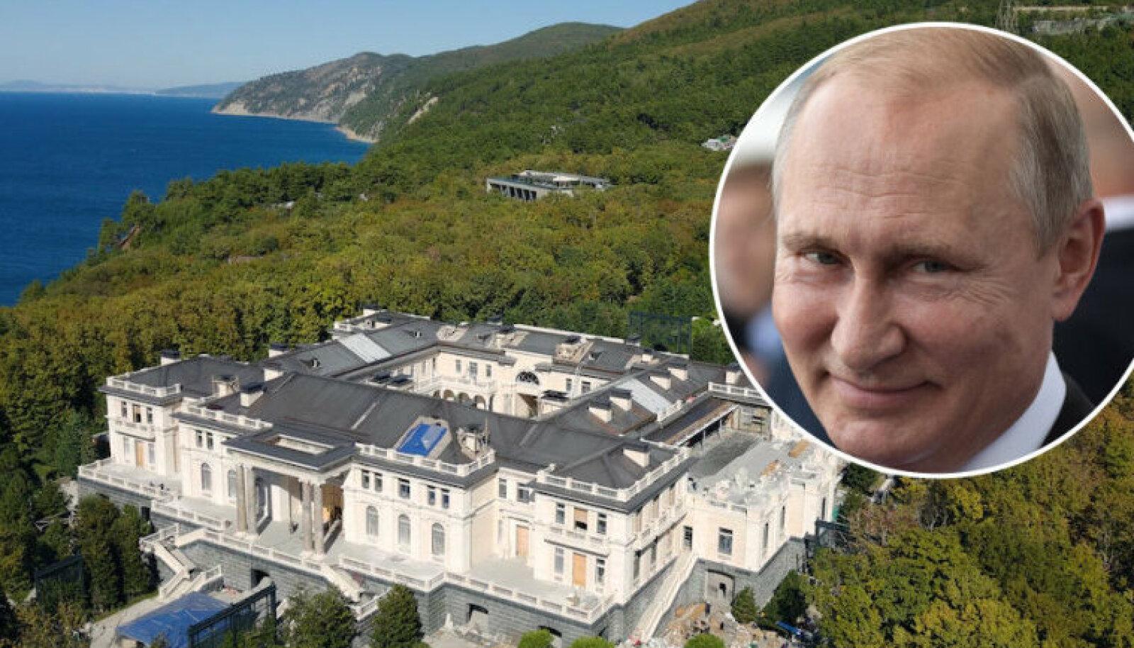 Vladimir Putini palee
