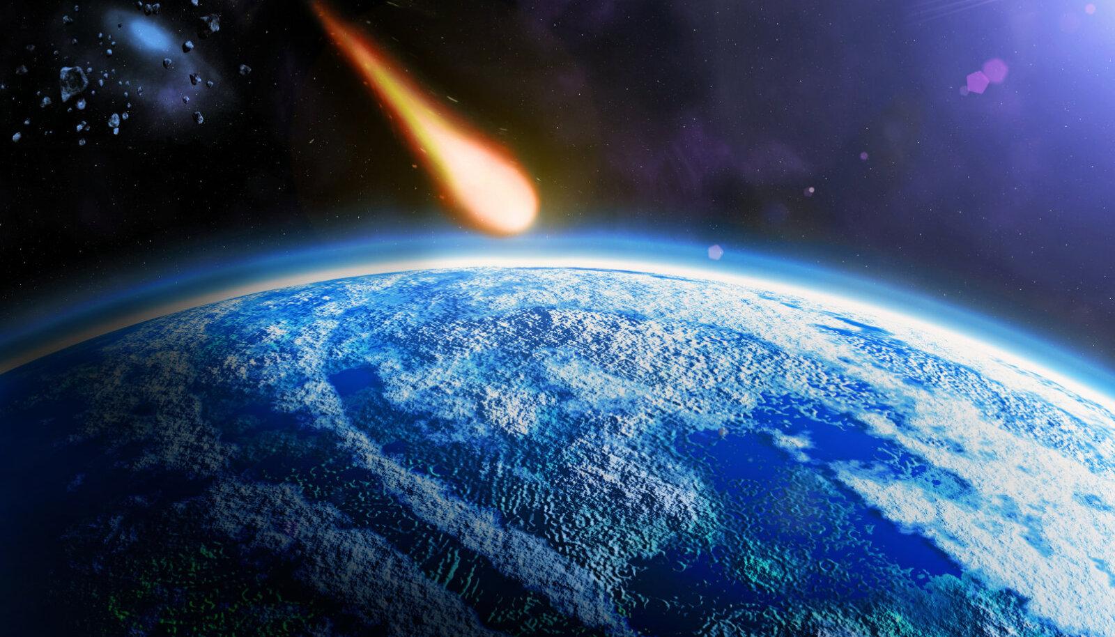 """Mis meid, inimkonda ohustab? Erinevatest eksistentsiaalsetest ohtudest tuleb juttu sel laupäeval kell 14 seminaril """"Anomaalne maailm"""""""