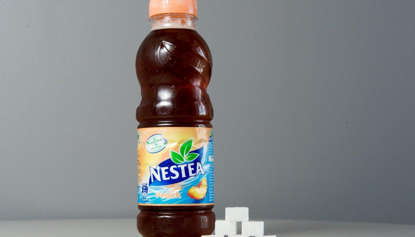 Suhkrusisaldus joogis