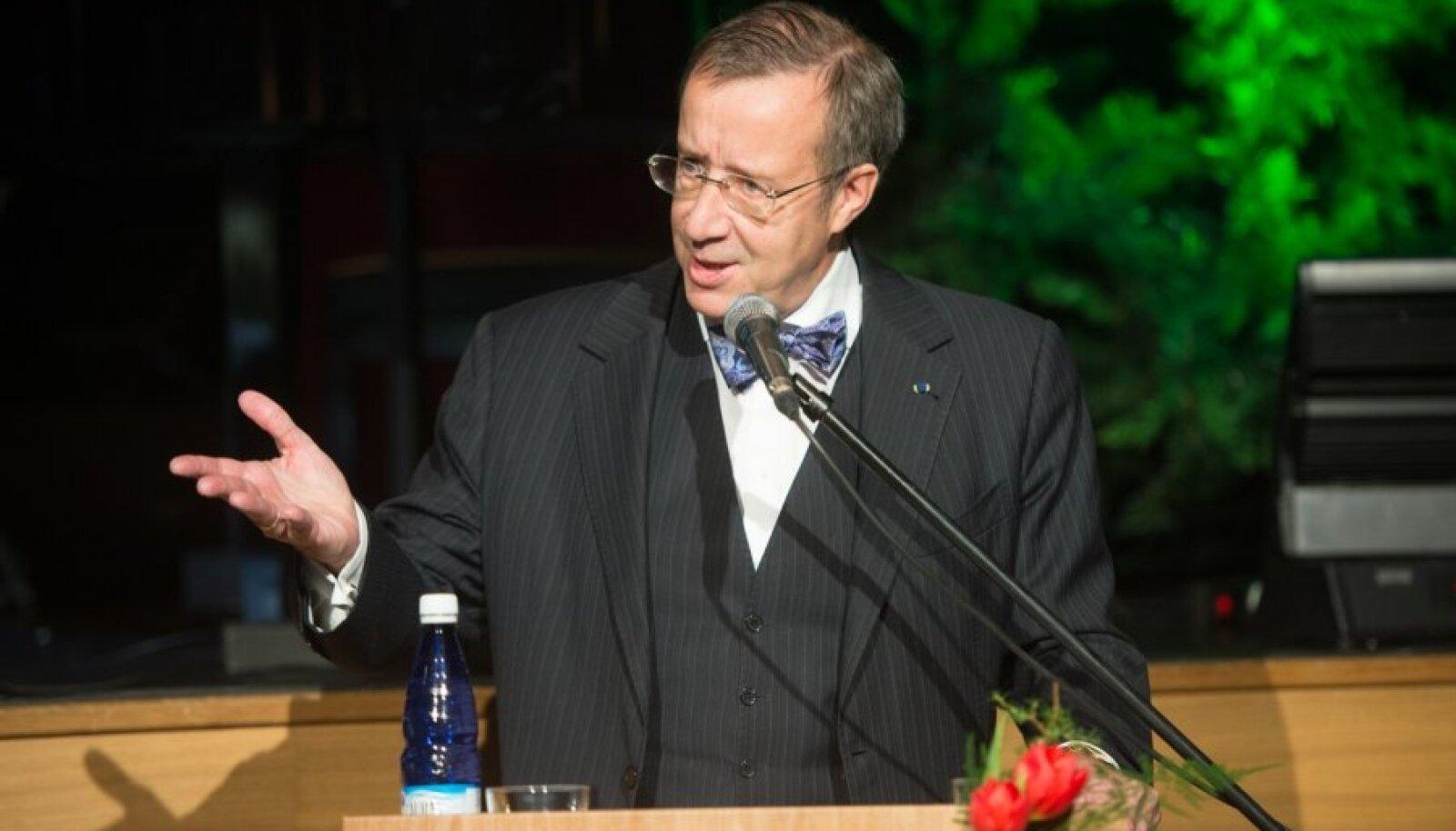 Vabariigi President ja Liikumine Kodukant andsid üle aasta vabatahtliku aumärgid