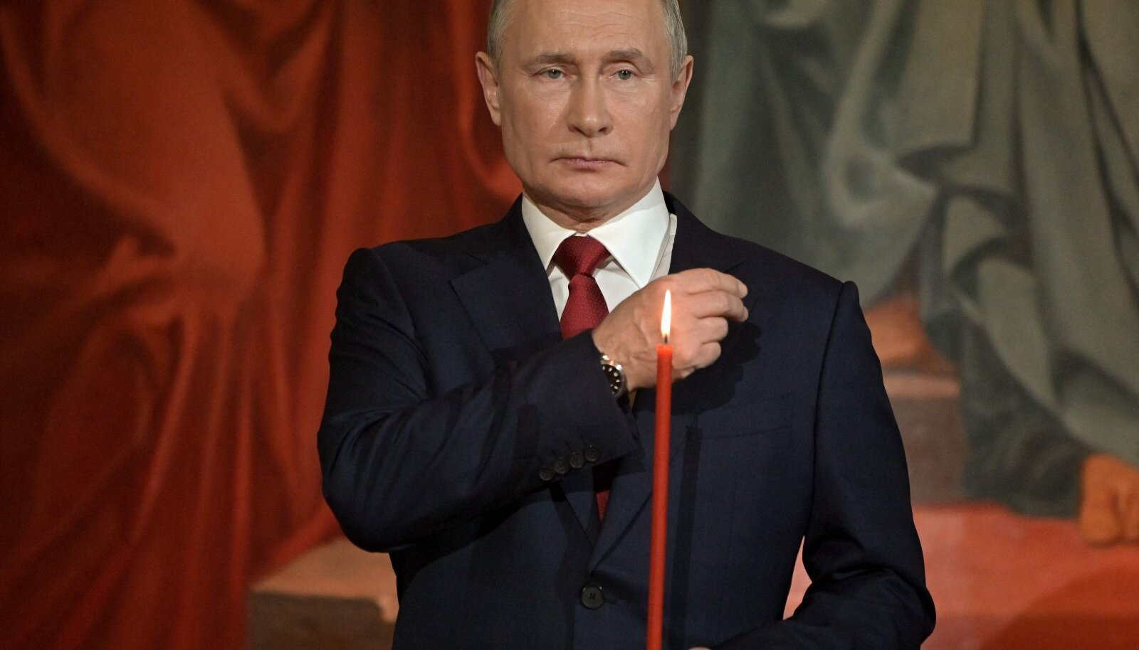 """Venelased ja """"väikevenelased"""" on üks rahvas, keda liidab ühine usk ja keel, kirjutab Vladimir Putin."""