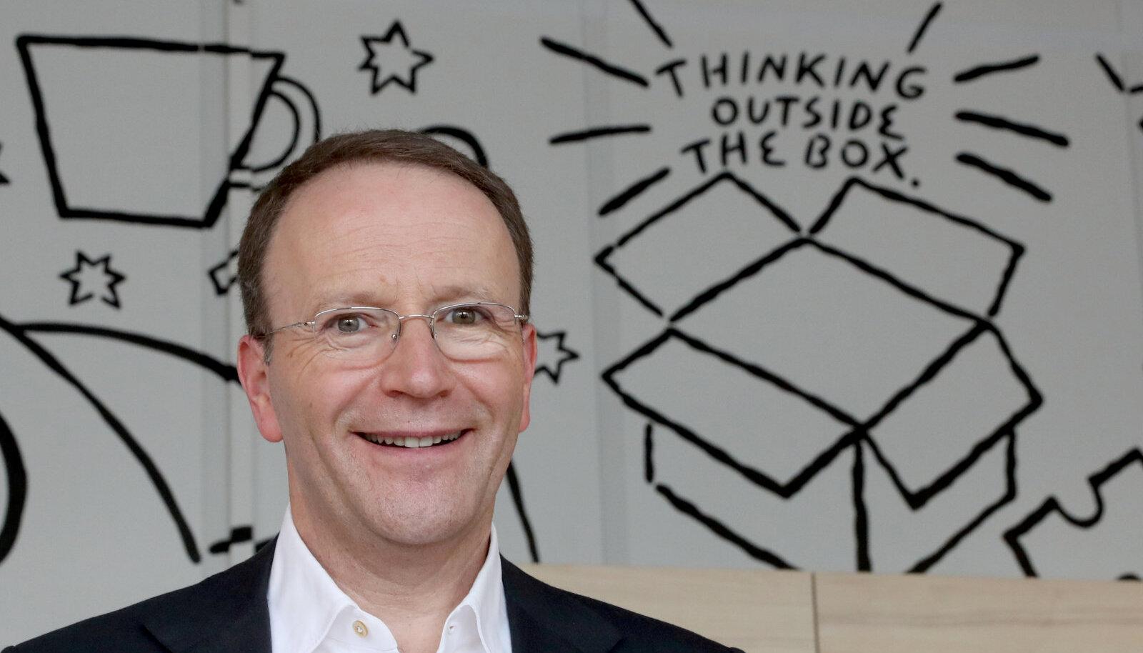 Nestle'i tegevjuht Mark Schneider