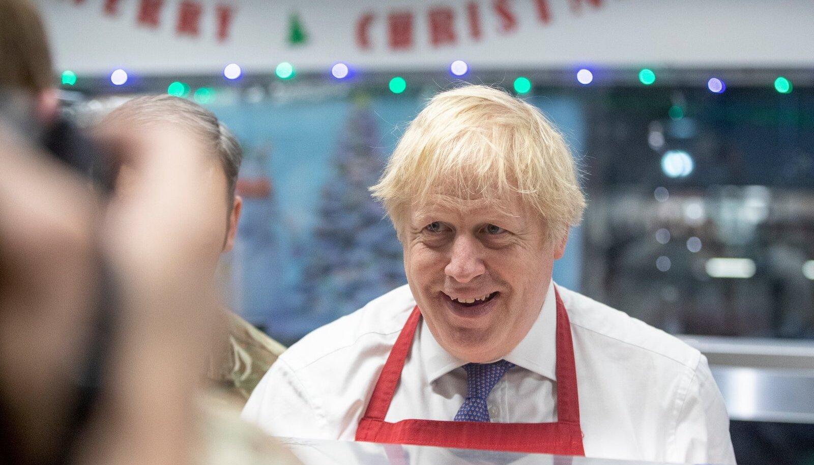 Boris Johnson Tapal.