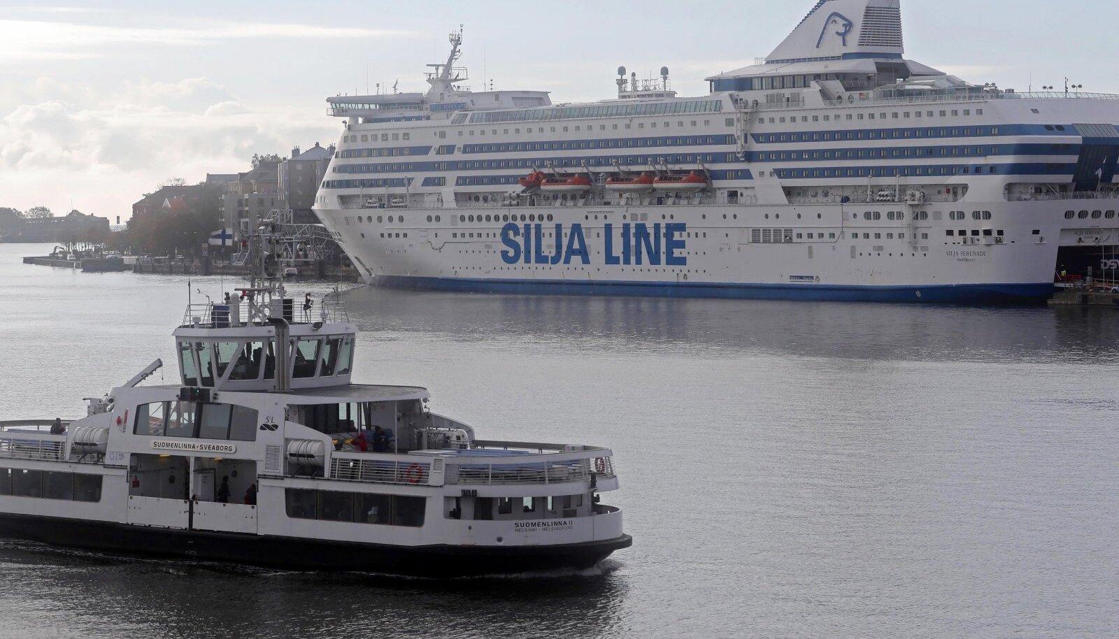 Helsingi sadam.