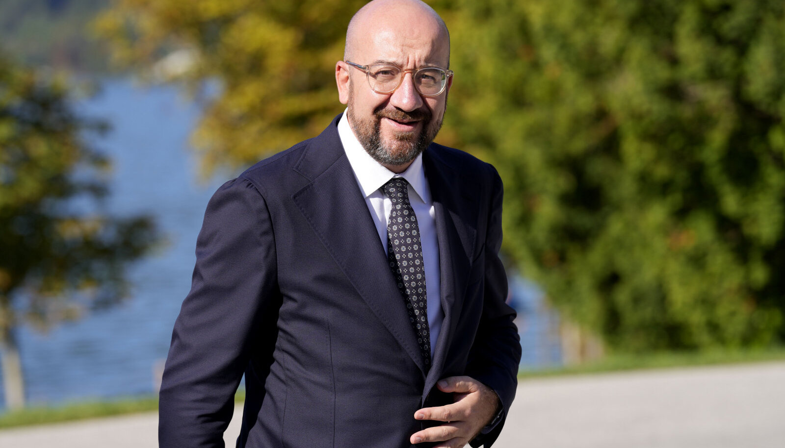 Charles Michel Sloveenias