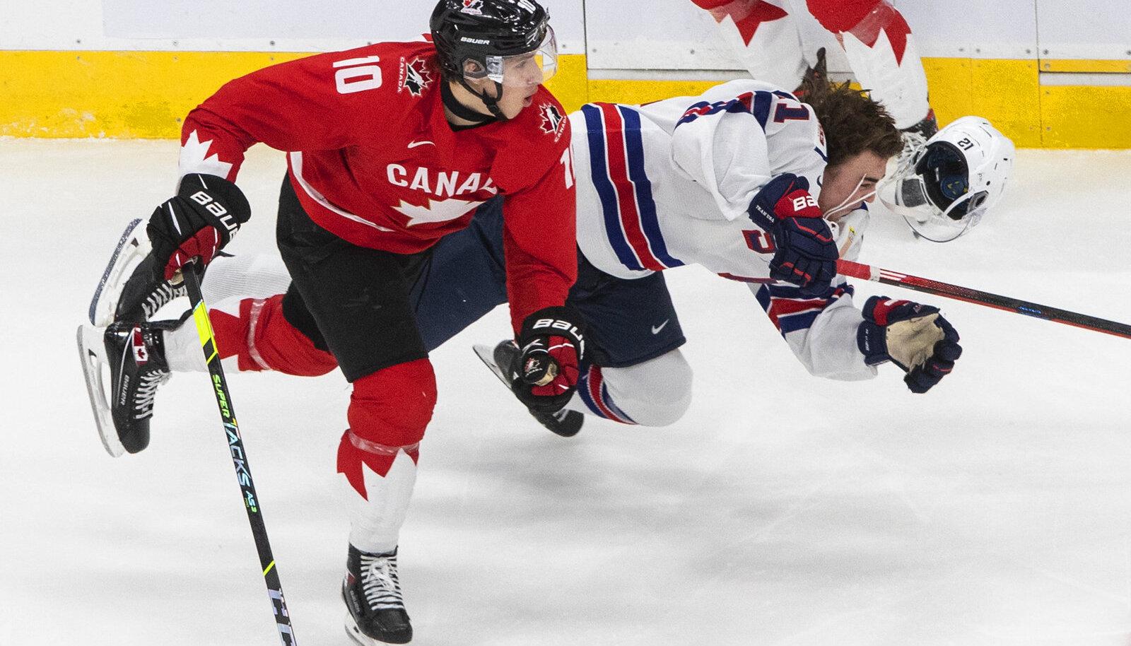 Kanada (U20) vs USA (U20)